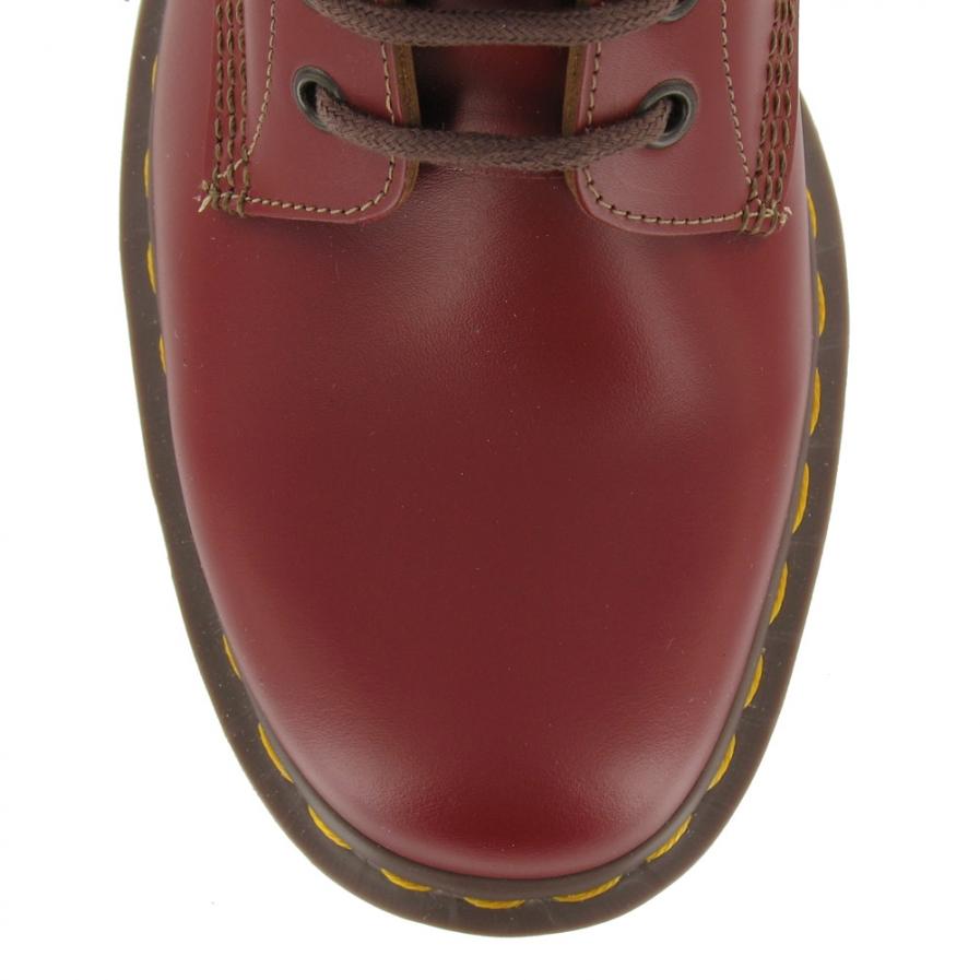 Dr Martens Leder Vintage 1460 Leder Martens Ankle Stiefel Oxblood 050791