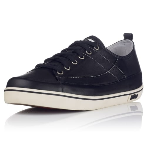 Women's Supertone Leather Black