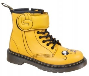 Dr Martens Adventure Time Boots - Jake