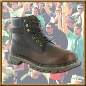 Caterpillar CAT Colorado Leather Mens Boots