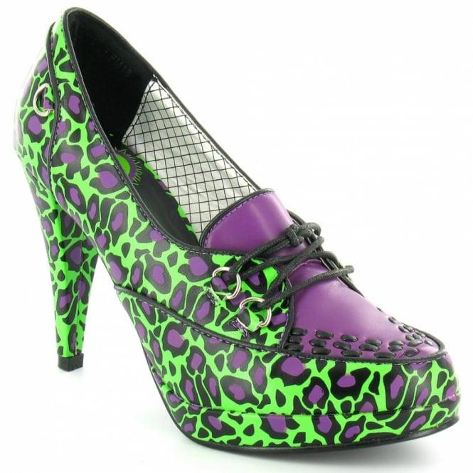 Canada 1865 Nina Leopard High Heels Australia Hottest New Styles Genuine