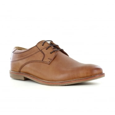 Adesso Connor Mens Leather Fashion Shoes - Tan