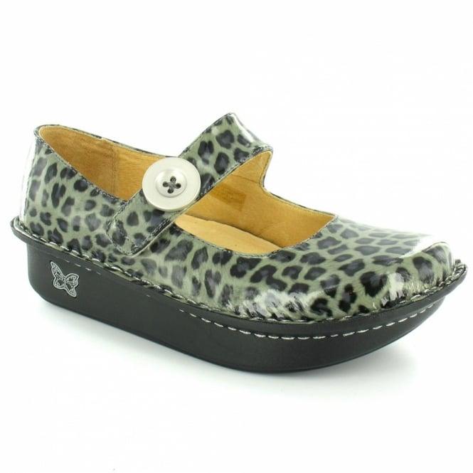 Alegria Leopard Print Shoes