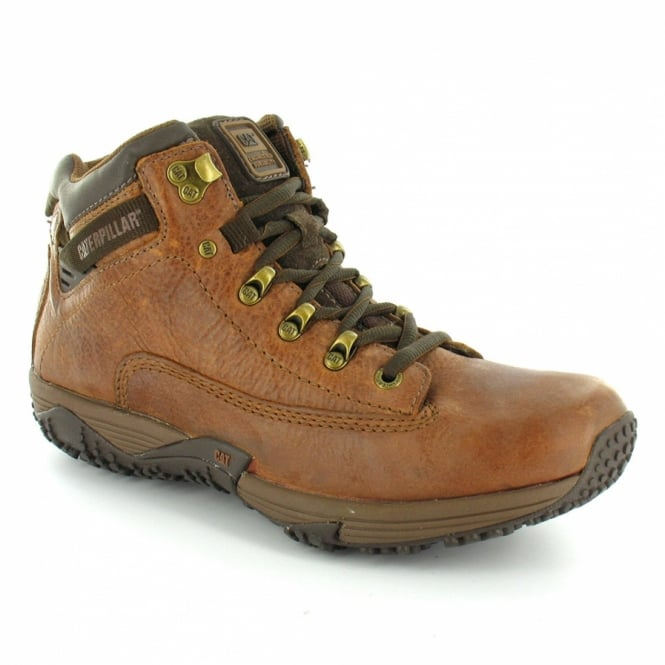 caterpillar cat corax p711663 mens leather hiker ankle
