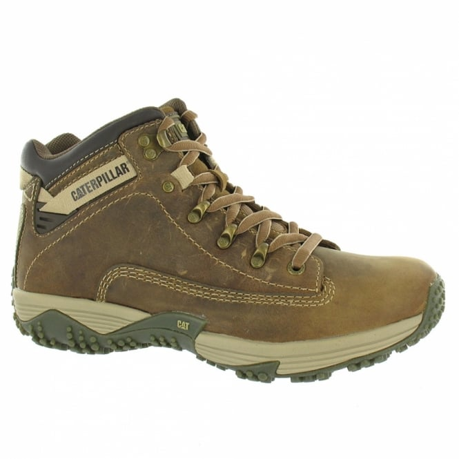 caterpillar cat mens corax leather hiking boots