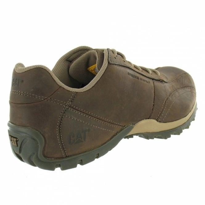 Caterpillar Sports Lace Mens Leather Jolt Nutmeg Up cat Shoes rx4zTqwr