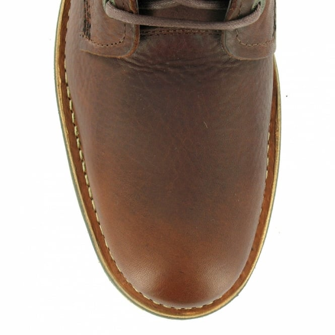 179b58bb2f496f Caterpillar (CAT) Warren P711800 Mens Lace-up Leather Boots - Briar + Red