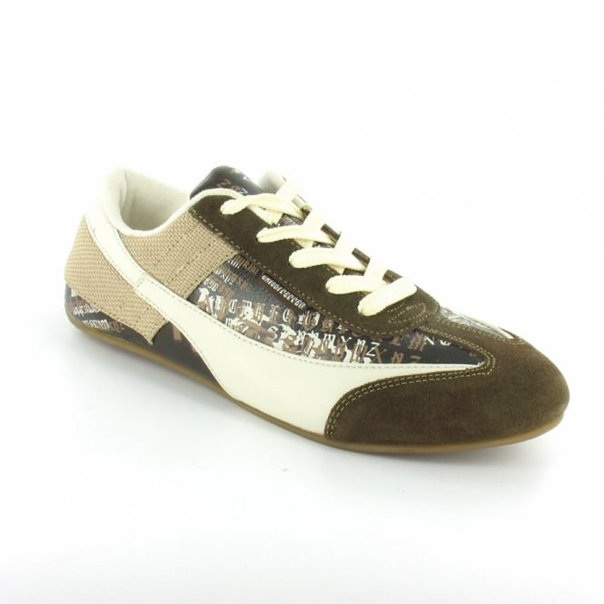 chilli pepper beautiful womens casual lace up trainers