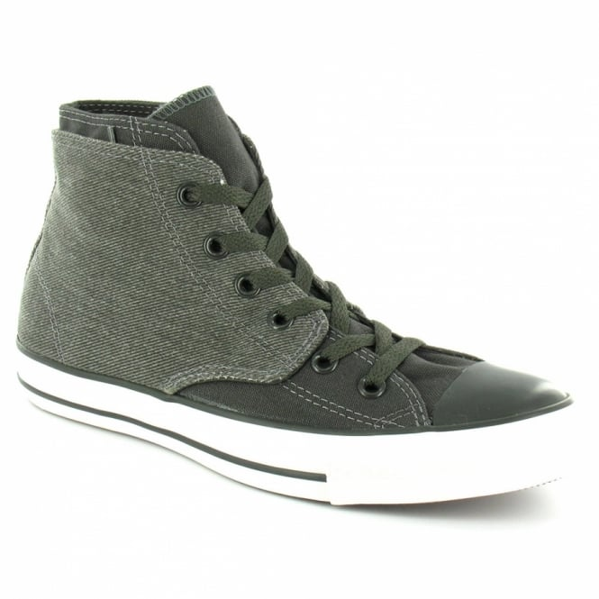 a5d5a2c0335 Converse 113875 Chuck Taylor All Star Mens Split Mid Ankle Canvas  Basketball Boots - Beluga Grey