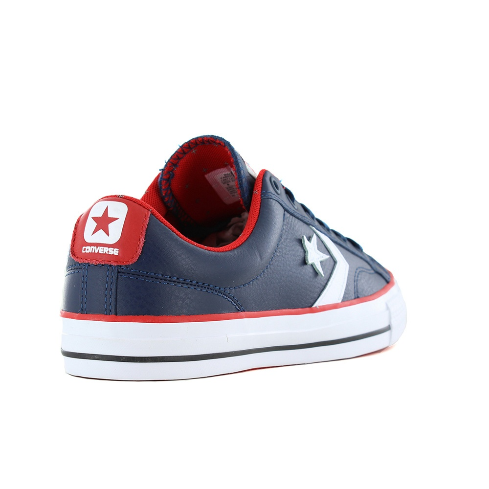 fda5a240c3 149722C Chuck Taylor All Star Unisex Star Player Ox Shoes - Nighttime Navy