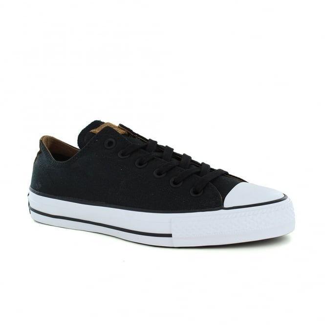 Converse 149875C Chuck Taylor All Star Unisex Oxford Shoes - Black