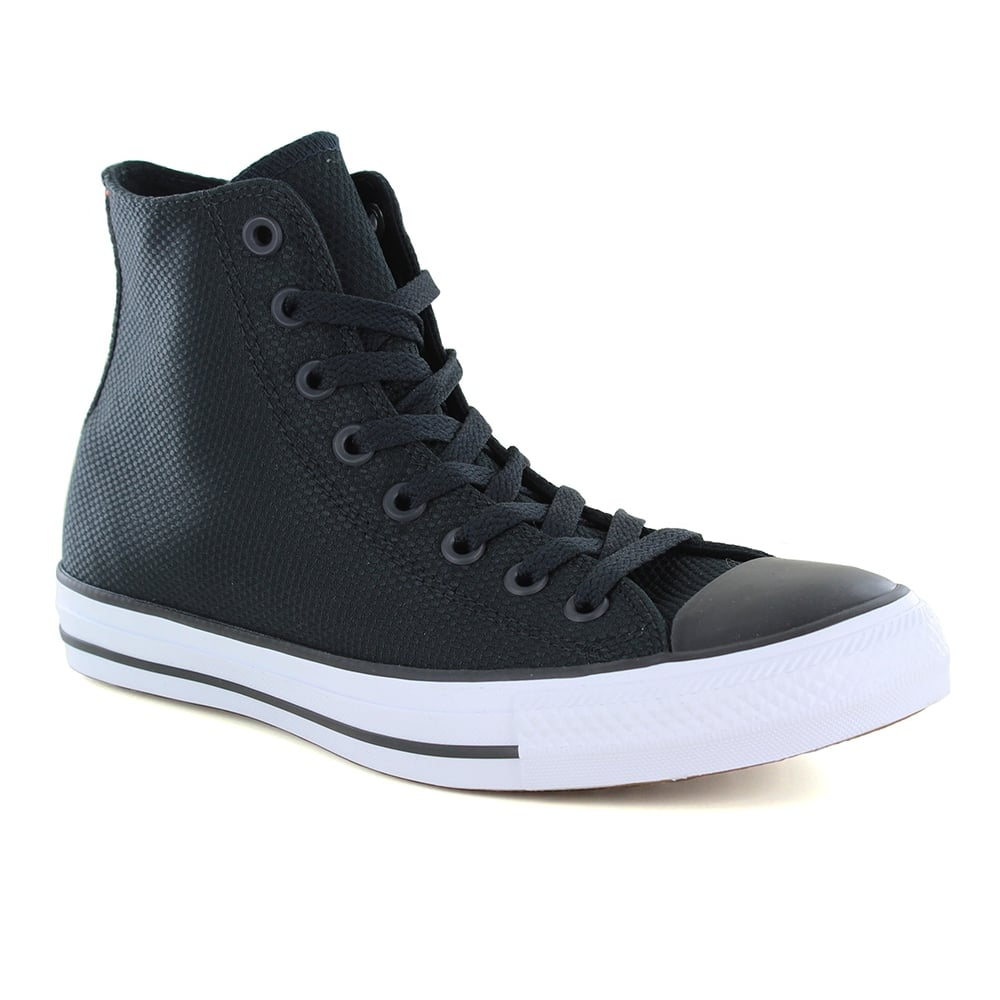 78f92fd8c0a213 Converse 155416C Chuck Taylor All Star Unisex CTAS Hi-Top Shoes - Black