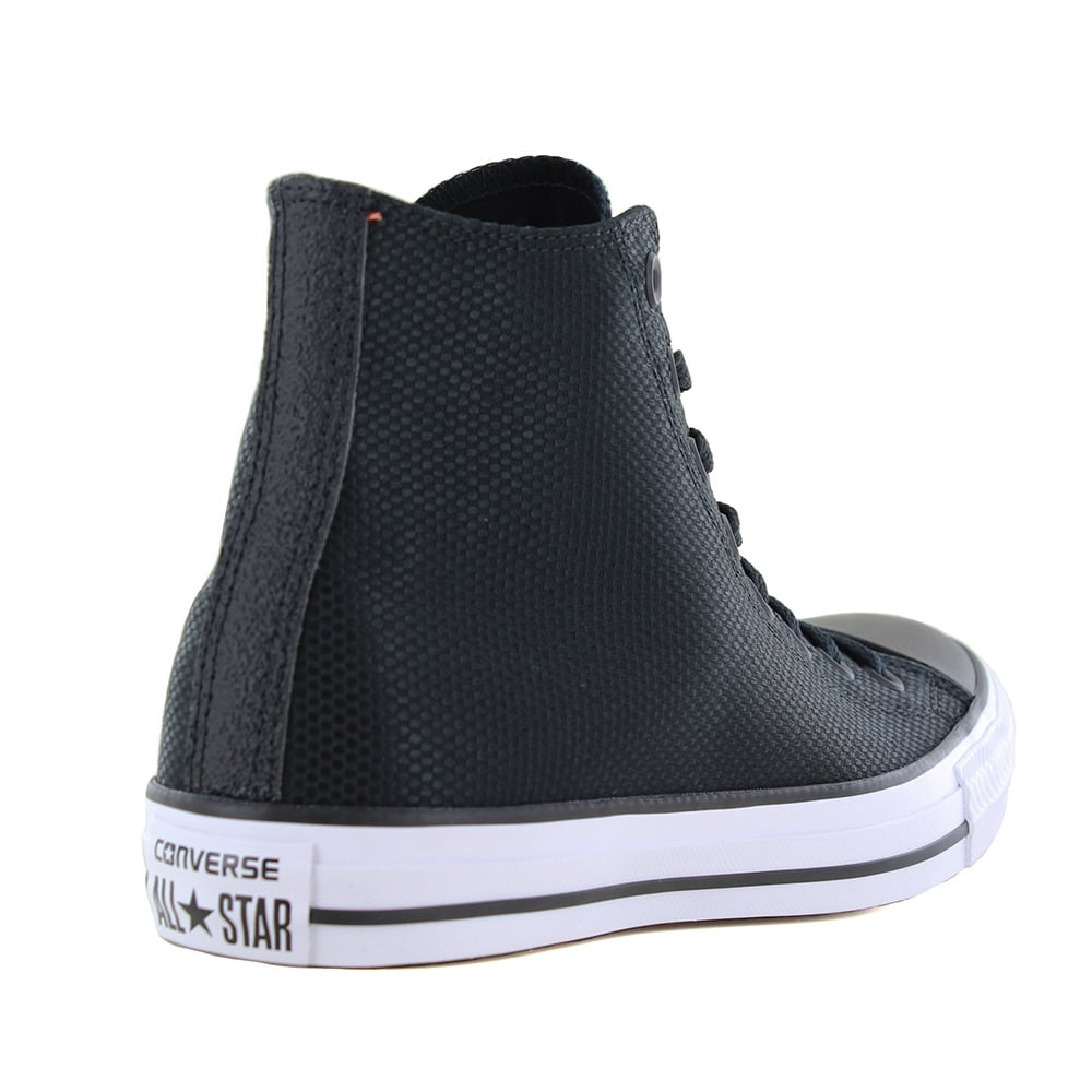 Converse Unisex Black Chuck Taylor All Star High Top