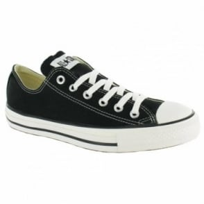 Converse All Star Oxford Unisex Canvas Shoes - Black