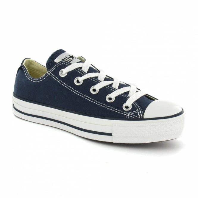 Converse Chuck Taylor All Star Oxford M9697 Unisex Canvas Basketball Shoes - Navy