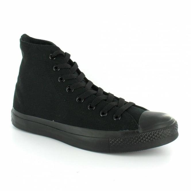 25222506201a Converse Chuck Taylor All Star Hi M3310 Unisex Canvas Boots - Mono Black