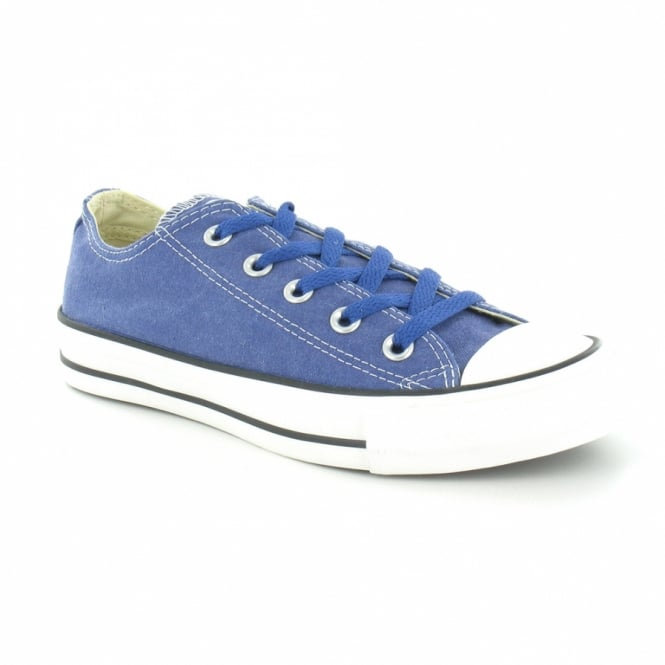Converse 136849C Chuck Taylor Oxford Unisex Shoes - Deep Ultramarine Blue