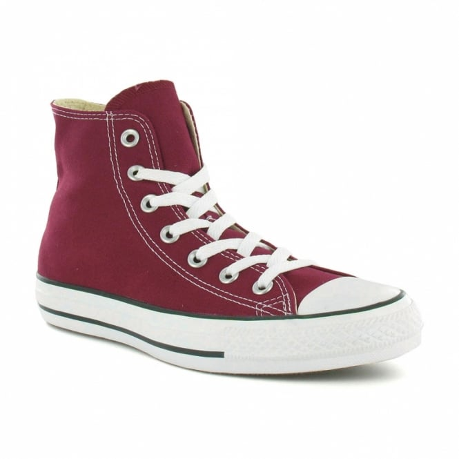 Converse M9613 Chuck Taylor All Star Unisex Hi-Top Shoes - Maroon