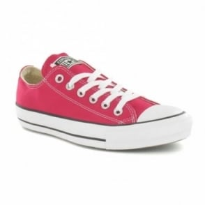 Converse M9696 Chuck Taylor All Star Unisex Oxford Shoes - Red
