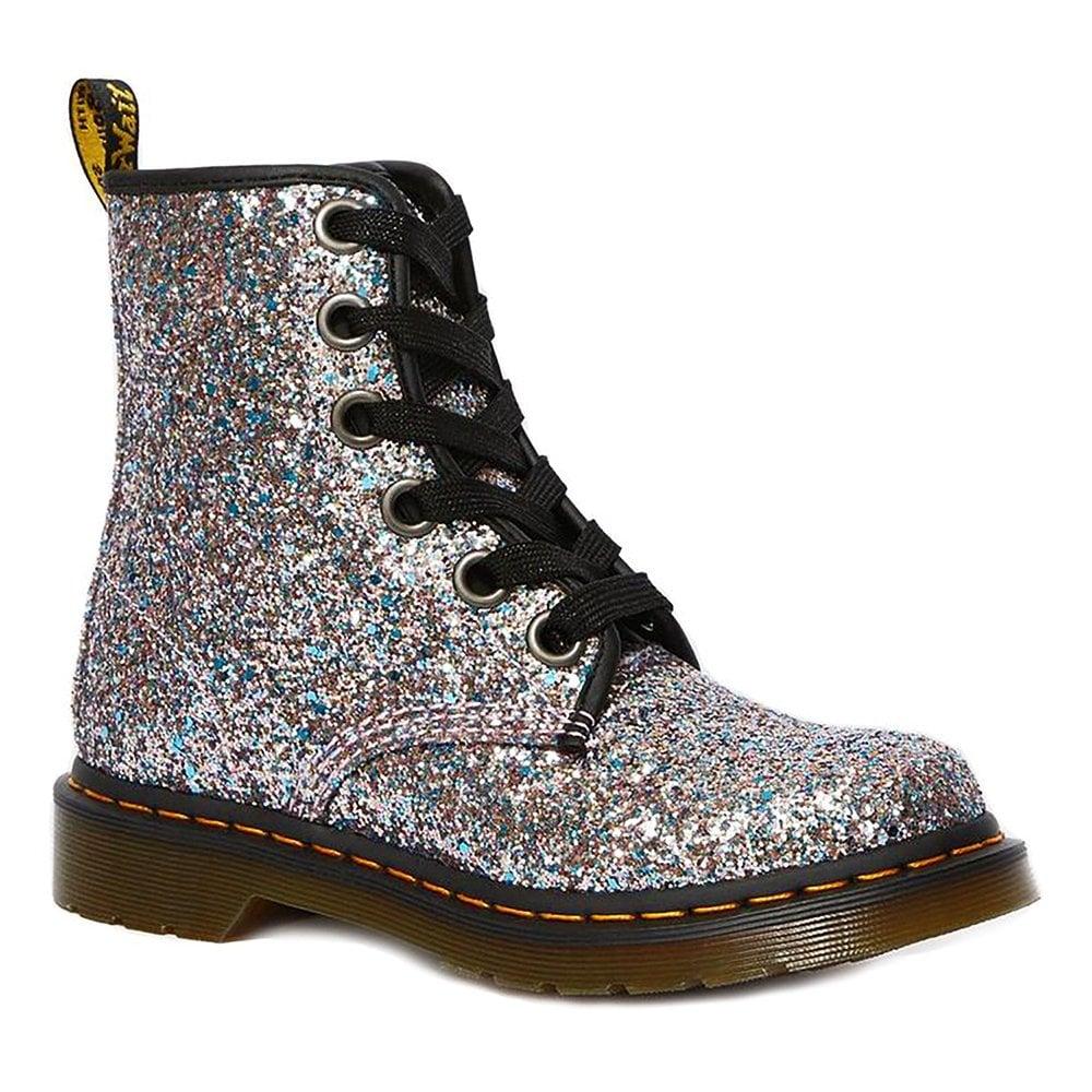 womens glitter boots uk