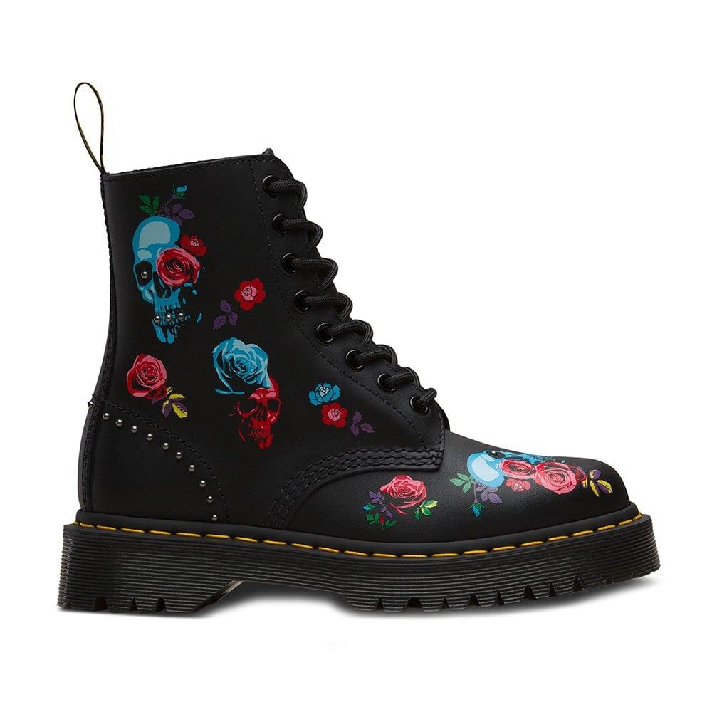 Dr. Martens Rose Boots