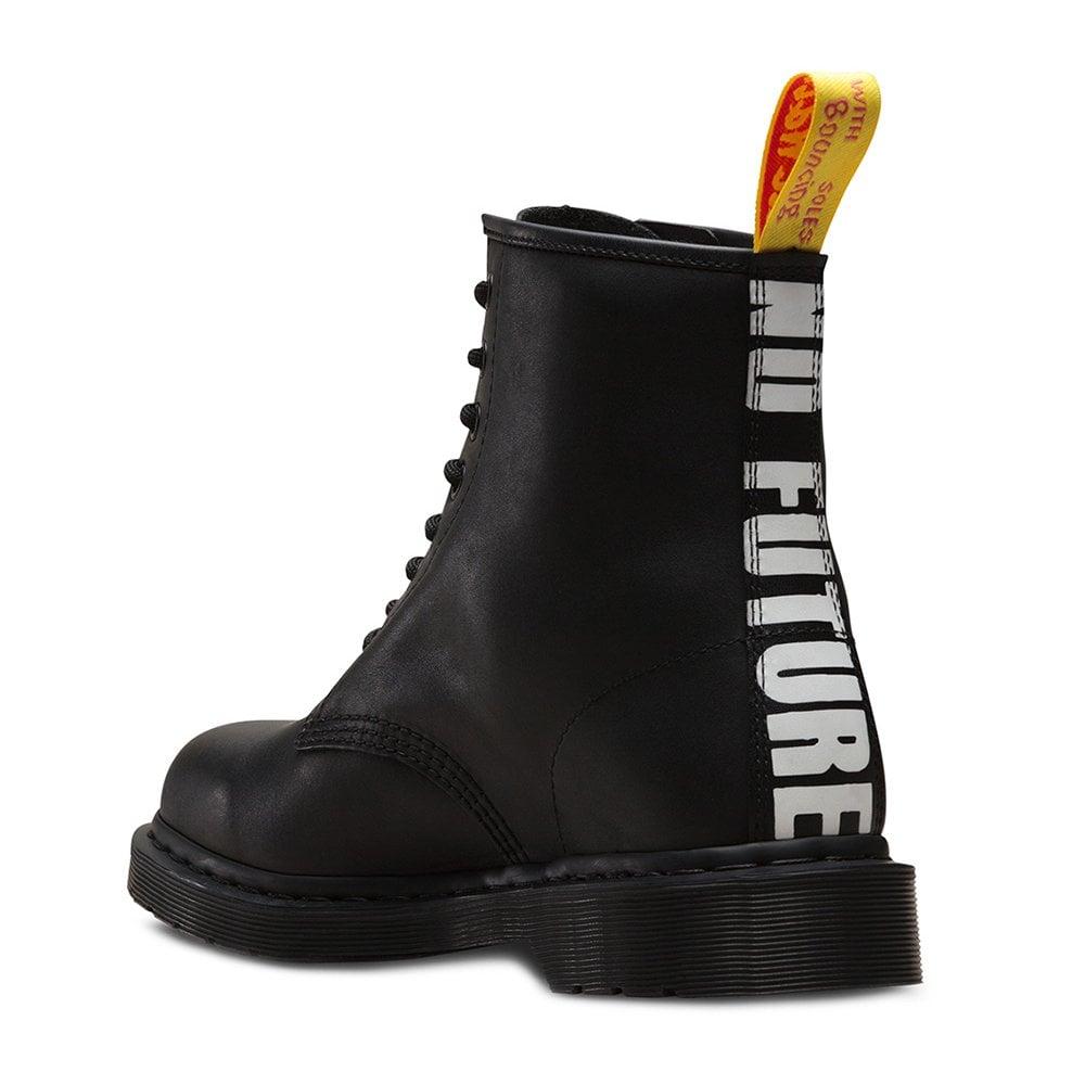 Verkauf Einzelhändler weich und leicht bieten Rabatte 1460 Sex Pistols Unisex 8-Eyelet Leather Boots - Black