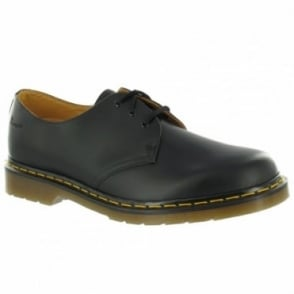 Dr Martens 1461 Mens Leather Shoes - Black
