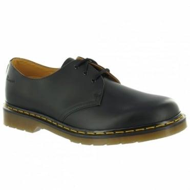 Dr Martens 1461 Mens Leather Shoes - Black