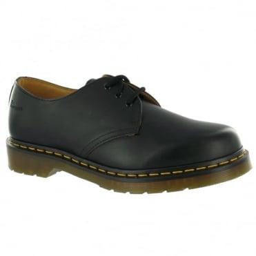 Dr Martens 1461 Unisex Leather Shoes - Black