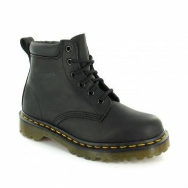 Dr Martens 939 Ben Unisex Leather  Ankle Boots - Black