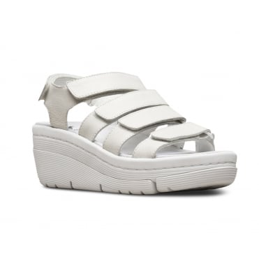 Dr Martens Verity Virginia Womans Sandals - White