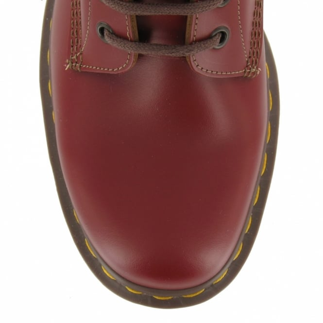 64321f5043c Dr Martens Dr Martens Vintage 1460 Boys and Girls Premium Leather Ankle  Boots - Oxblood Made In England