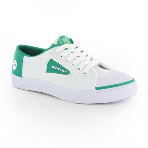 Green Flash Tennis Shoes