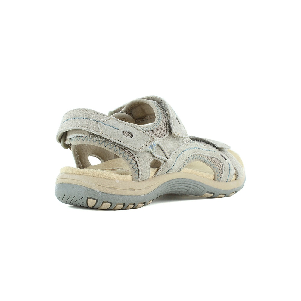 254497fc493b Earth Spirit Arlington Womens Walking Sandals in light Khaki at ...