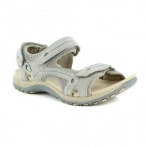 Earth Spirit Arlington Womens Walking Sandals - Light Khaki