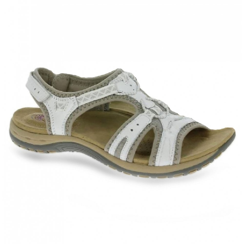 White Walking Sandals Spirit Earth Fairmont Womens PikuXZOT