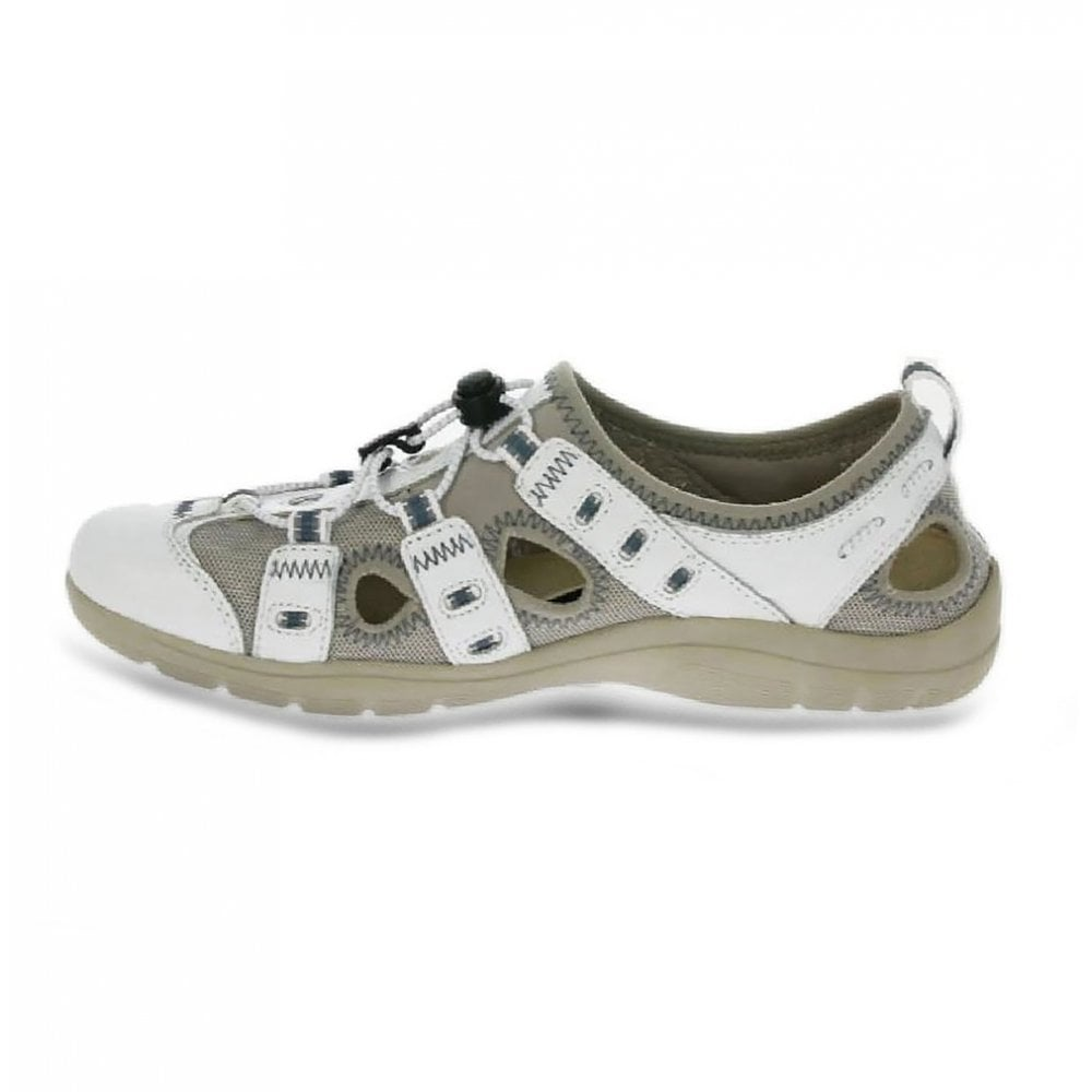 8ac624dde6f13 Earth Spirit Winona Womens Walking Sandals - White
