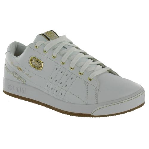 ecko unltd ecko marc ecko phinal trainers white