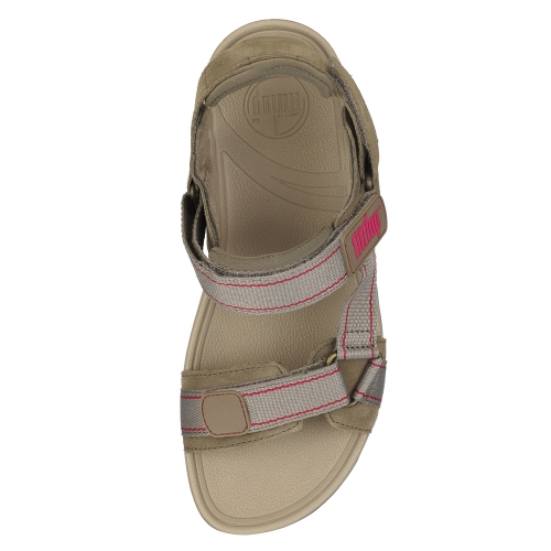 Fitflop Fitflop Hyka Womens Suede Leather Walking Sandals