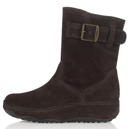 fitflop superboot womens suede leather ankle boots