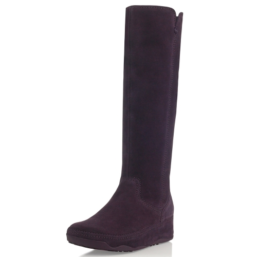 4d5549795098 Fitflop Superboot Tall Suede Boots