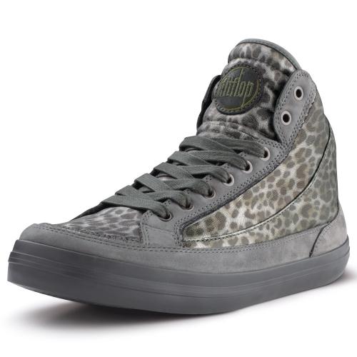 19daf7ec62bae Fitflop Super Sneaker High Leopard