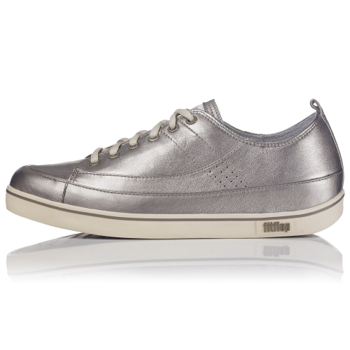 fe2cb0ee32c Fitflop Ff Supertone Leather Pewter