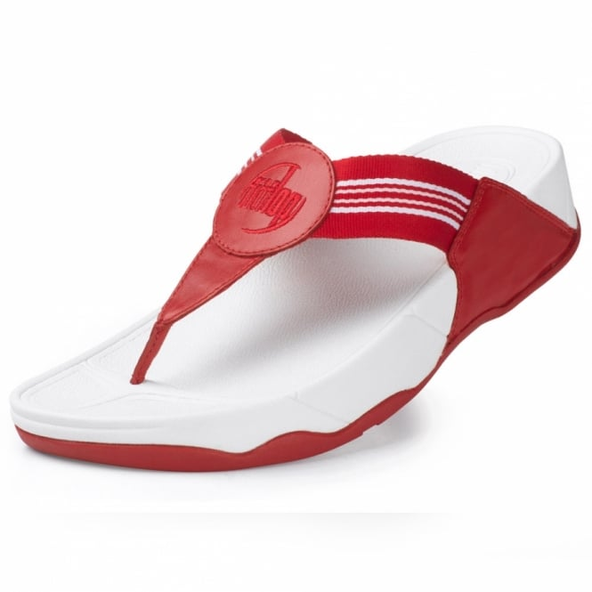 962b0163b5d0 FitFlop WalkStar Womens Sandals - Red - Womens from Scorpio Shoes UK