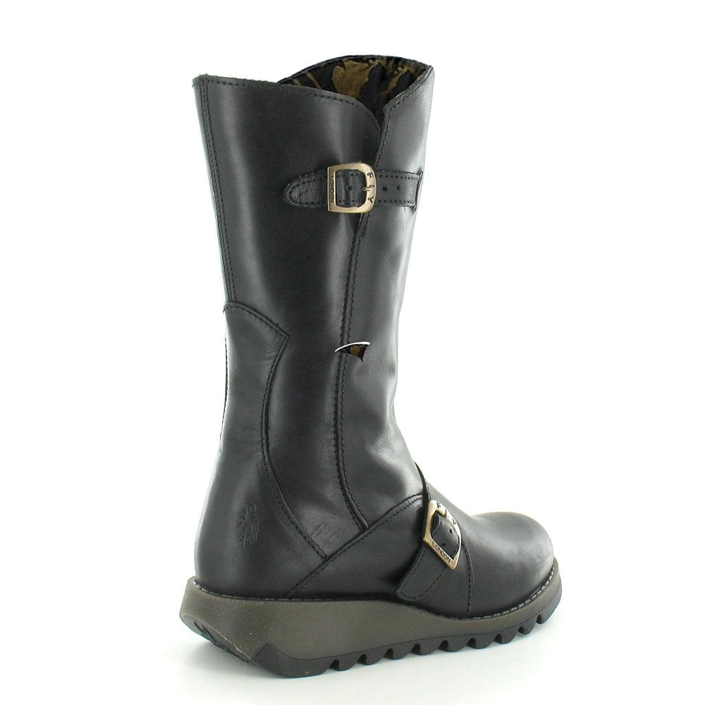 Fly London Mes 2 Womens Leather Mid