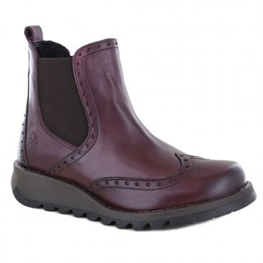 Brogues Ankle Boots