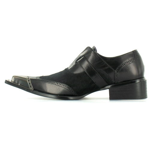 gucinari gucinari b268 12 mens premium leather slip on toe