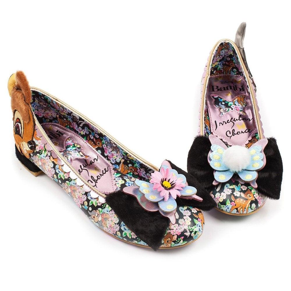 Forest 50a Flat Bambi Choice Shoes 4329 Womens Friends Irregular DYW2eIEH9