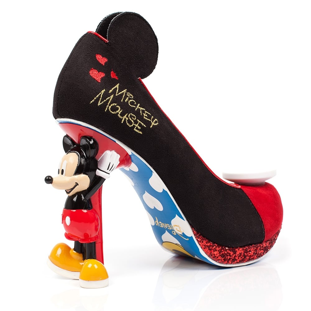 Irregular Choice Mickey Mouse Amp Friends Mickey Mouse 4379