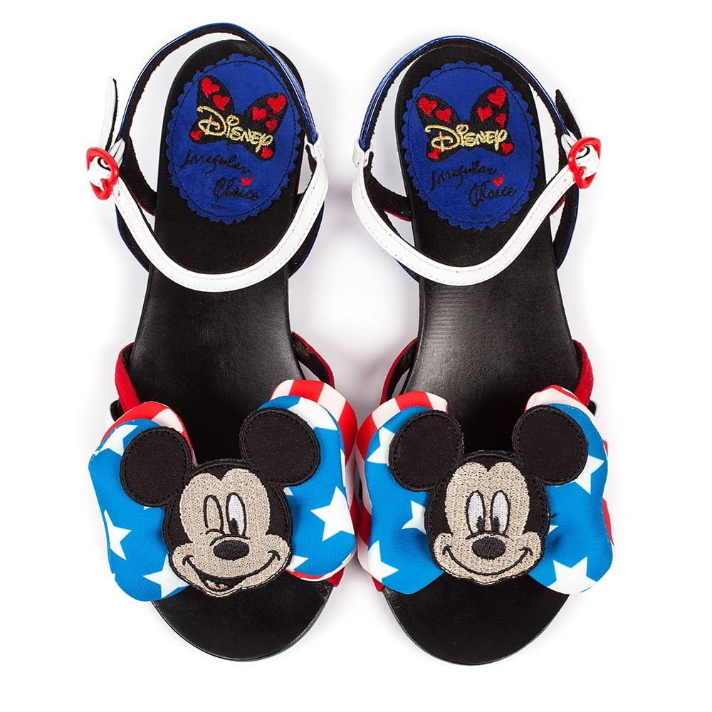 Irregular Choice Mickey Mouse Amp Friends Oh Toodles 3492